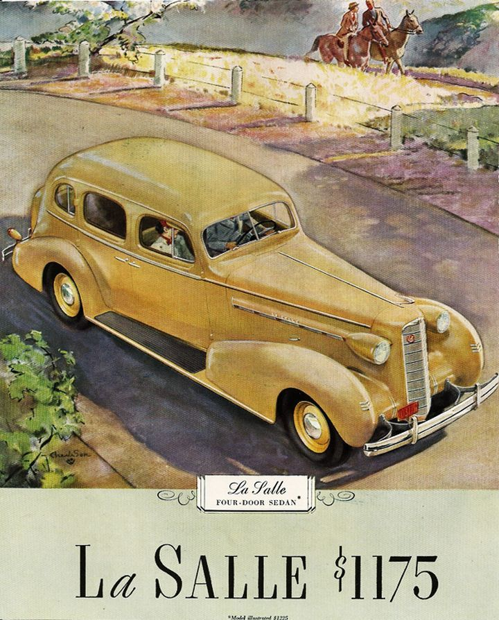 The 19 best 1936 Cadillac Ads images on Pinterest | Cadillac, Cars ...