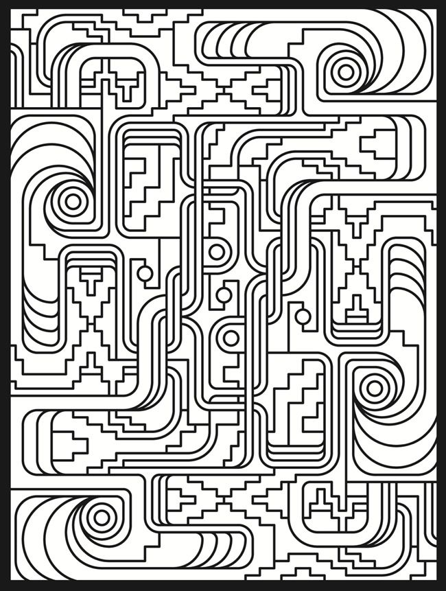 Best 25 Pattern coloring pages ideas on Pinterest Mosaic