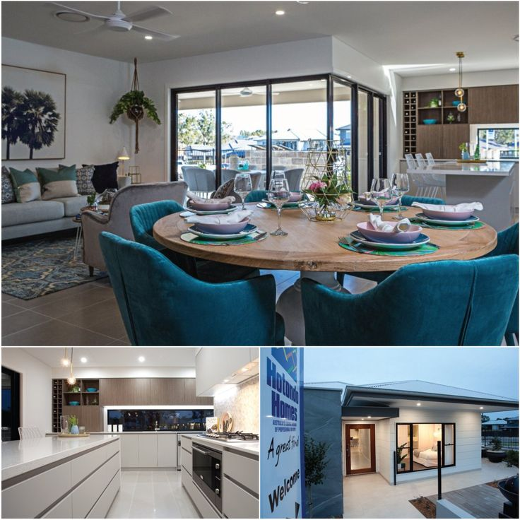 Be inspired to build your #newhome featuring this luxurious dining area & #kitchen with walk-in pantry from @hotondohomes.  Take a visit at #Kellyville! --- #dreamhome #kitchenlife #kitchendesign #kitchens #chefslife #cheflife #kitchenideas #kitcheninspo #kitchenstyle #yourkitchen #discover #create #dreamhome #yourhome #homedesign #housedesign #moderndesign #home #homes #house #houses #modern #homeidea #homeinspo #homeinspiration