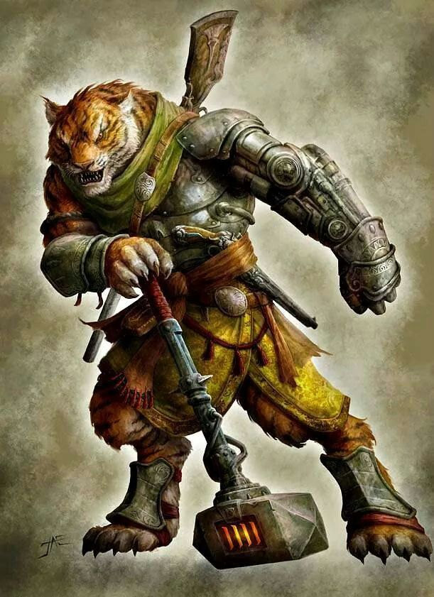 best warrior on tiger - photo #35