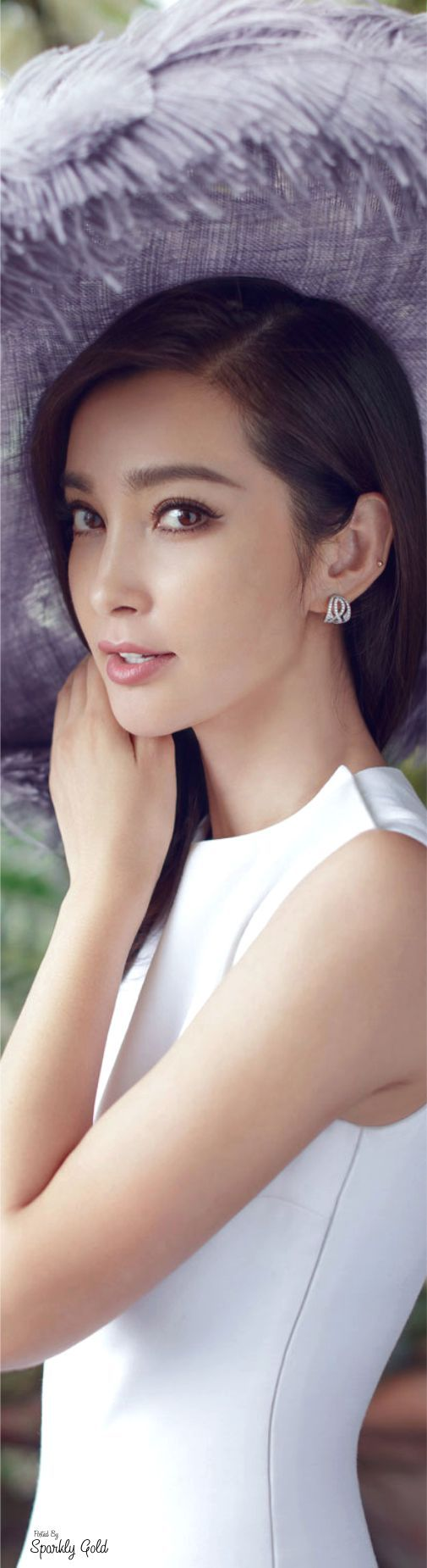 Li Bingbing, Harper's Bazaar China Sep 16