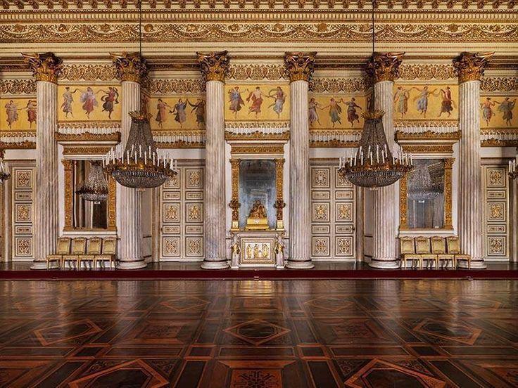 Sala da Ballo, Palazzo Reale - Musei Reali di Torini