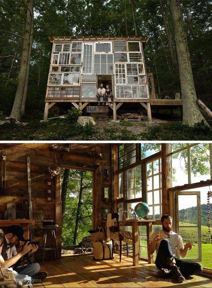 Natural Home Idea