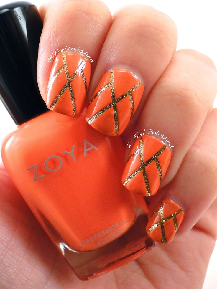 11 best Fall Nail Ideas images on Pinterest | Autumn nails, Nail art ...