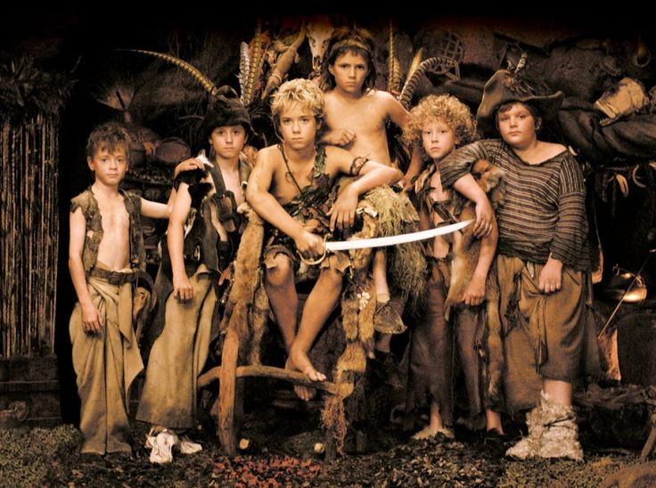 Love this Movie! Best Peter pan EVER! Plus Jeremy Sumpter's Peter made every girl swoon.