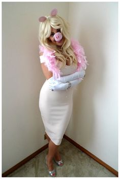 piglet costume for adult female - Google Search
