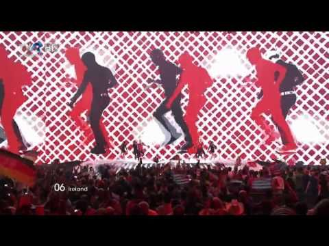 eurovision final lithuania video