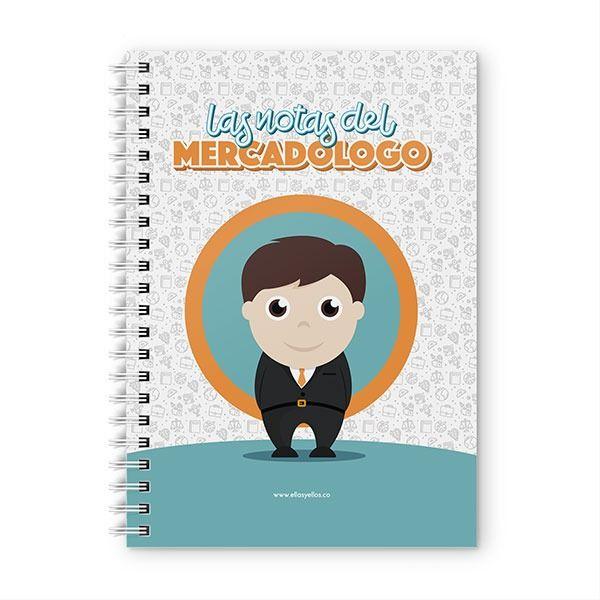 Cuaderno XL – Mercadólogo / Mercadóloga en 2020 | Cuadernos, Disenos de  unas, Notas