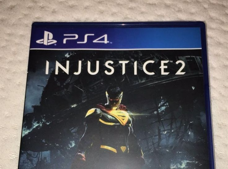 Injustice 2 (PS4 Sony PlayStation 4 2017) - Brand New and Sealed