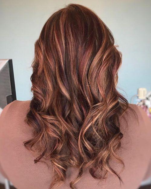 24 Hottest Dark Auburn Hair Color Ideas Of 2019 Dark Auburn Hair