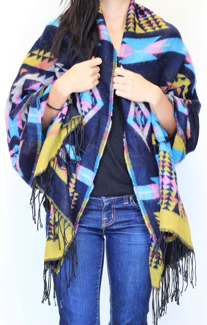 If someone got me this blanket scarf for Christmas I'd be a very happy woman