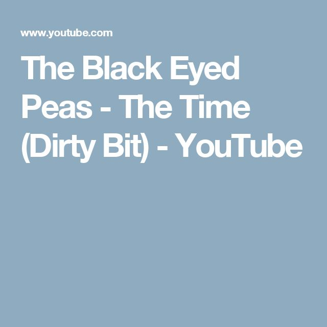The Time Dirty Bit The Black Eyed Peas: 1000+ Images About Music On Pinterest
