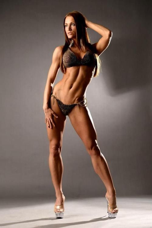 Image result for fit chick in heels