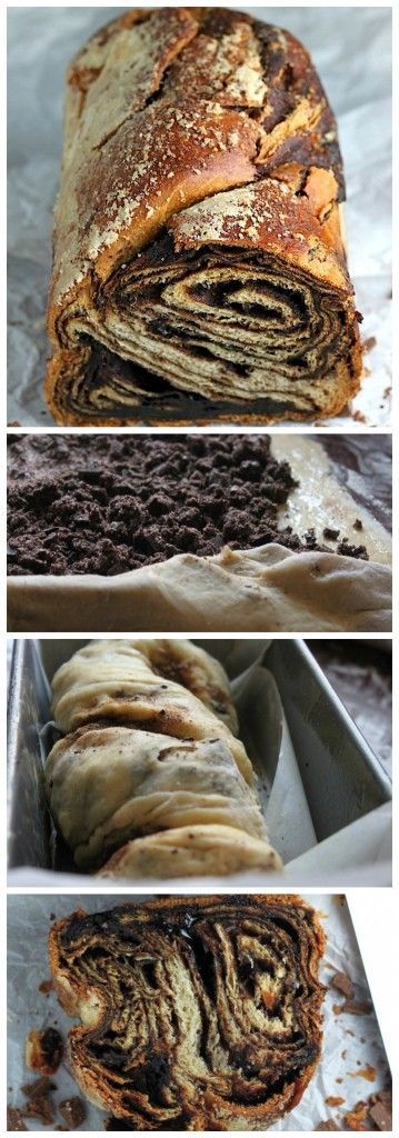 Chocolate Babka with step by step photos! This is such a DELICIOUS chocolate treat!