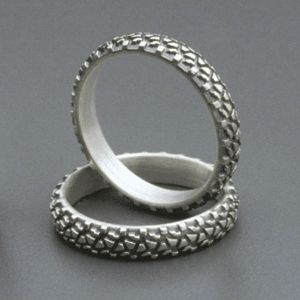 Mountain bike Tire rings I cannot tell if these are for Men or Women or both.     These are a like!