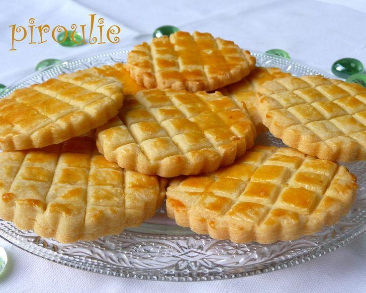 Les vrais biscuits bretons : une de mes recettes préférées de biscuits sablés - Pâtisseries et gourmandises