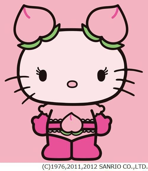Last year, Sanrio unveiled Hello Kitty's strawberry-eared superhero alter ego, Ichigoman ('ichigo' means 'strawberry' in Japanese).  According to official canon, Hello Kitty transforms into Ichigoman when she raises her strawberry smartphone into the air and, together with a crowd of enthusiastic supporters, shouts ...
