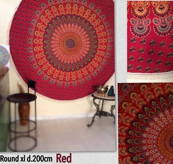 Jual Beli Mandala Indian Round XL d.200cm Baru | Peralatan Dekorasi Rumah Murah |  Bukalapak