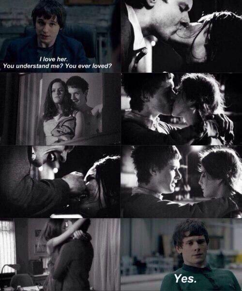 — Я люблю её. Ты понимаешь меня? Ты когда-нибудь любил?  — Да.