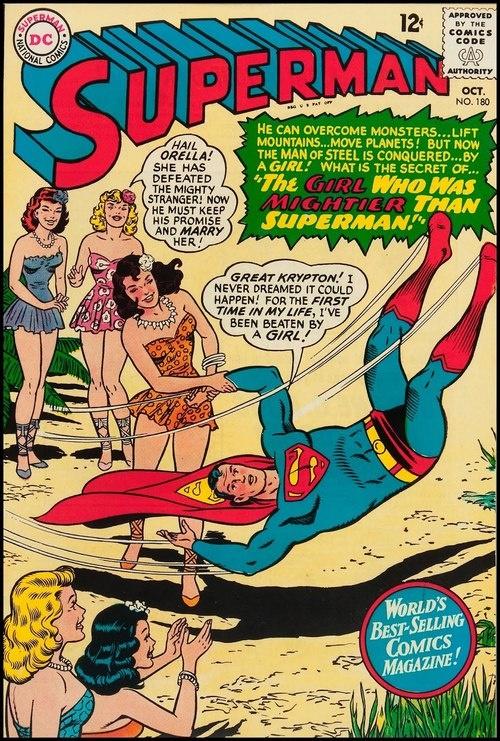 superman silver age - Google Search