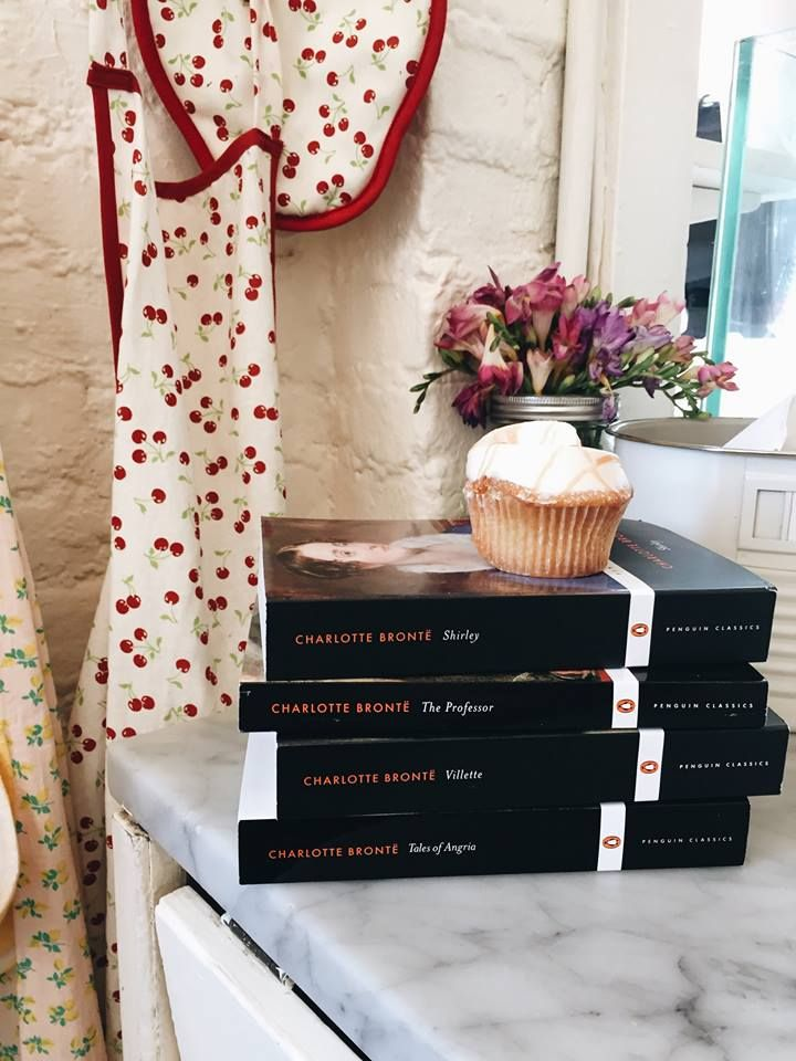 """I try to avoid looking forward or backward, and try to keep looking upward."" -- Charlotte Brontë Reread some fantastic classics this summer! Shop: http://bit.ly/28RRdfe"