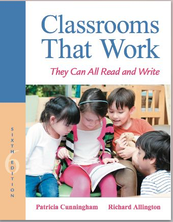 UNDERSTANDING - Assessment in Classrooms That Work: In Classrooms That Work, Cunningham and Allington devote an entire chapter to highlight assessment practices important for literacy programs. This is an excellent resource because it defines what assessment looks like in a literacy program (it's not standardized test scores!) and why it is important to include diagnostic, summative and formative assessments (CTW, 2016). Some topics include determining reading levels and documenting…