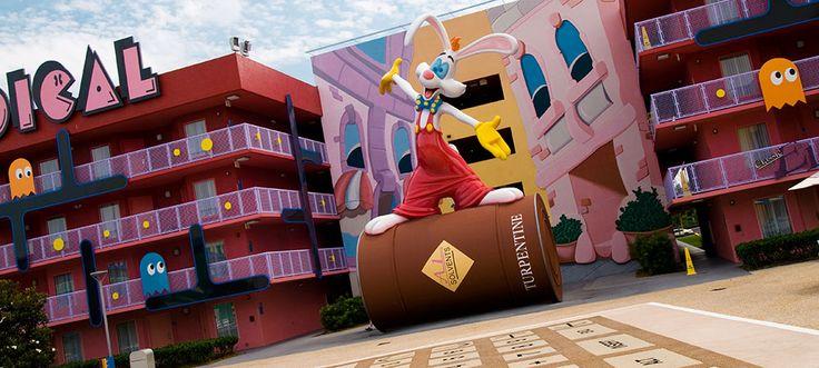 Enfants (2 à 17 ans) logés et nourris gratuitement!!! Orlando (Etats-Unis) / Disneys Pop Century Resort 3* Départ de Montréal le: 16 mars 2017 - Pour : 7 jours Prix: à partir de 1129$ / Enfants 329$ (par pers.)(occ. dbl.)(taxes incl.)(sans repas)(places limitées)