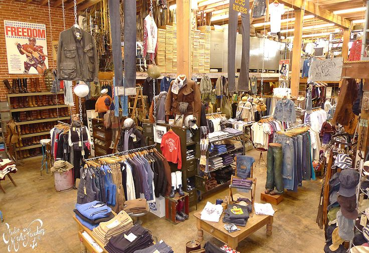 Vintage clothing is all about scoring the best finds, which starts with knowing the city's best vintage clothing stores