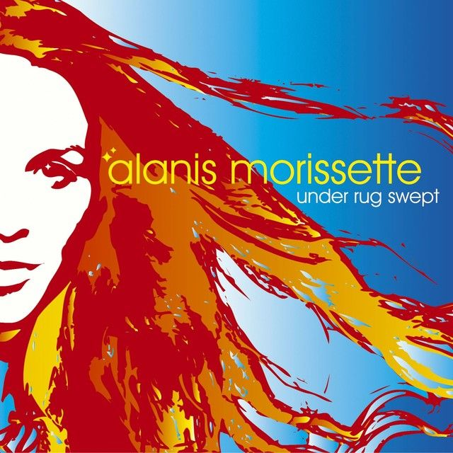 """Hands Clean"" by Alanis Morissette on Under Rug Swept added the April 23 2016 at 02:22PM"