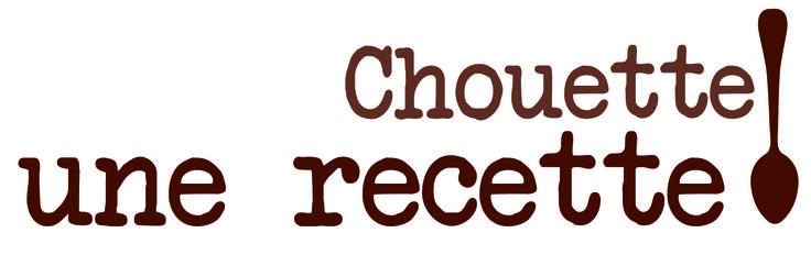 Chouette une recette Logo Sylvine Petit pour ATABLE