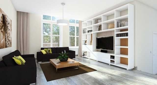 Tv Kast Wit Retro.Interieur Interieur Design Woonkamer Inrichten Buffetkast Eettafel