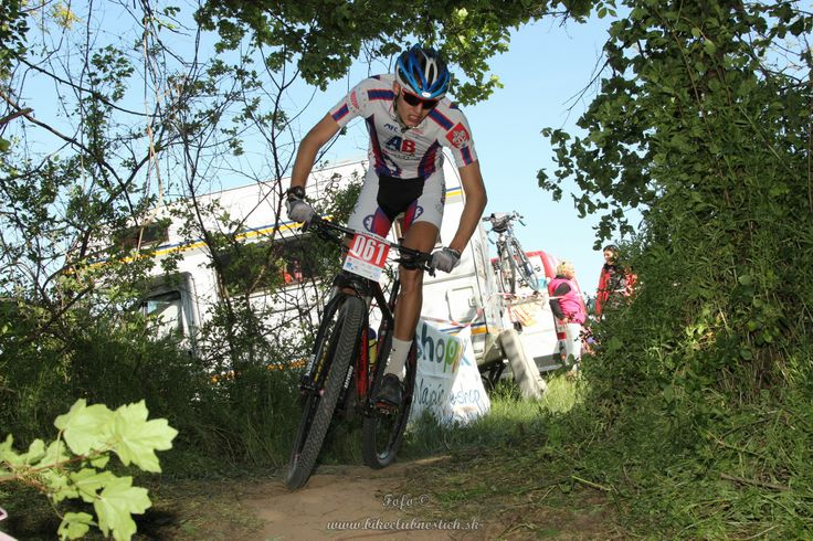 Mountain bike MTB XCO Racer Dvorniky AB Sered