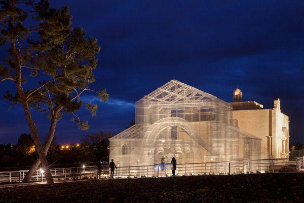 Una basílica fantasmagórica provoca asombro en Italia - Arqueología, Historia Antigua y Medieval - Terrae Antiqvae