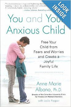 You and Your Anxious Child differentiates between separation anxiety, generalized anxiety, and social phobia, and guides parents on when and how to seek intervention. This book elucidates the nightmare that families can be living, and helps them understand that they are not alone. Every step of the way, Albano illustrates proven therapies to manage anxiety issues in children while addressing the emotional needs of parents, too.