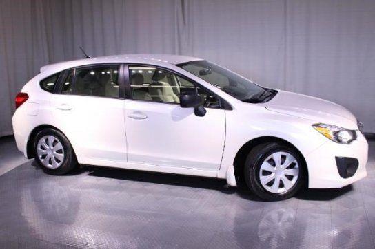 Cars for Sale: Used 2014 Subaru Impreza in 2.0i Hatchback, Solon OH: 44139 Details - Hatchback - Autotrader