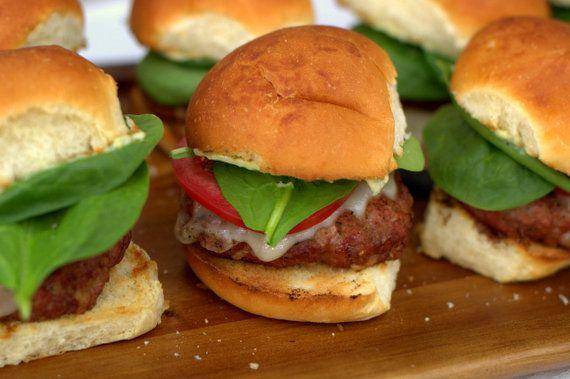 Team Traeger | Chicken & Parmesan Sliders w/ Pesto Mayo