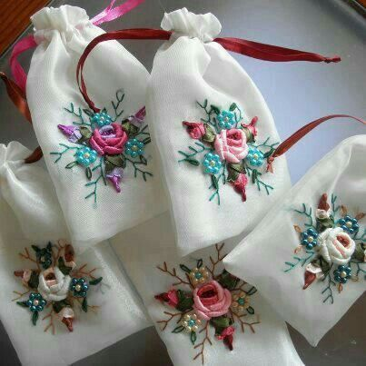 #Embroidery #bordados