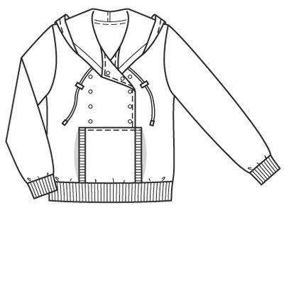 Sweatshirt 11/2008/128
