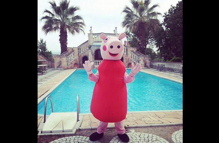 Festa a tema Peppa Pig :)
