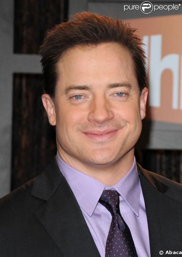For that met brendan fraser an asshole and have