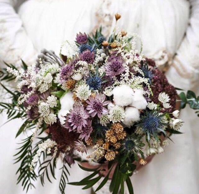 Resultado de imagen de ramos de novia silvestres