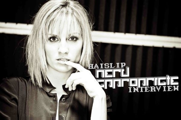 Alison Haislip: The Nerd Appropriate Interview