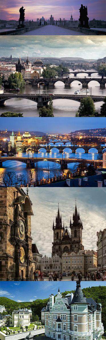 Praga, la ciudad de las cien torres  Tan solo con decir Praga, seguramente viene a tu memoria alguna de las tantas leyendas populares que se cuentan de este lugar. Son historias tan interesantes y atrapantes, que fueron pasando de boca en boca y casi todos alguna vez hemos escuchado una. El saber que todas estas leyendas  transcurrieron en esta ciudad y dejaron sus huellas, aumenta el entusiasmo por ir a visitarla ya.