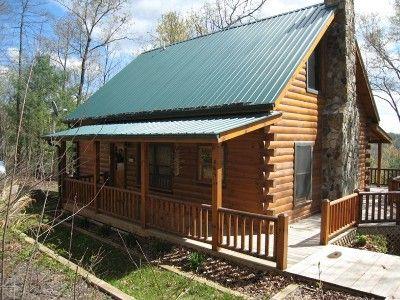 VRBO.com #128414 - Fabulous Blue Ridge Mountain Cabin with Panoramic Views!!!!!!!
