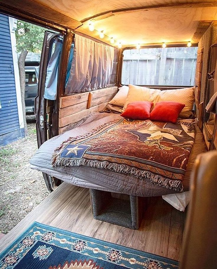 Can I just live in a van & travel the country?