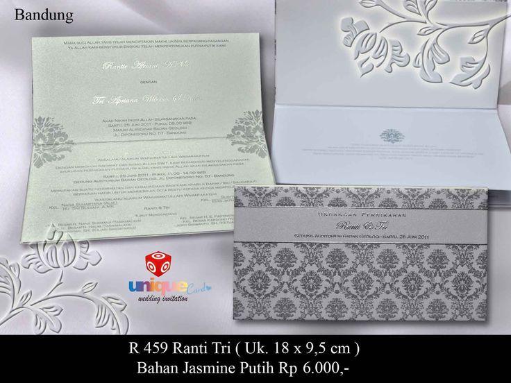 Letu0027s See More Unique Wedding Invitation From Uniquecard.co.id | Fast  Response »