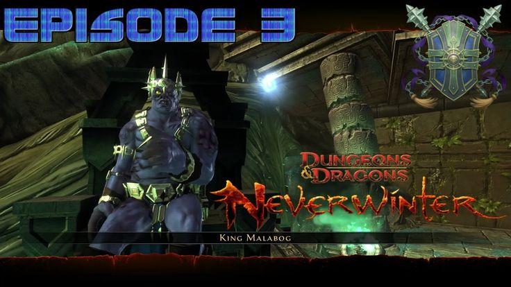 Malabog's Castle - Neverwinter Xbox one S2 episode 3
