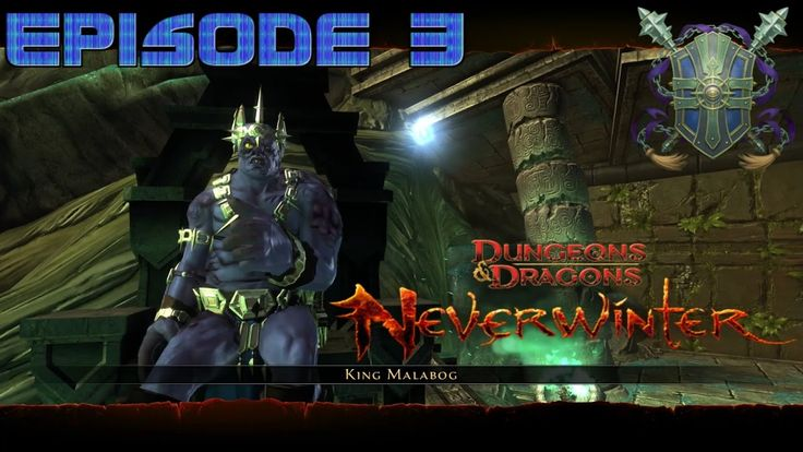 Malabog's Castle - Neverwinter Xbox one S2 episode 3