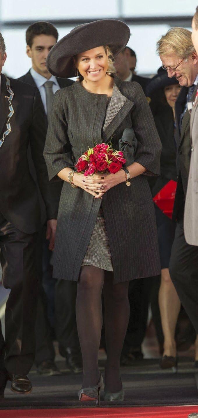 Queen Maxima of Netherlands.