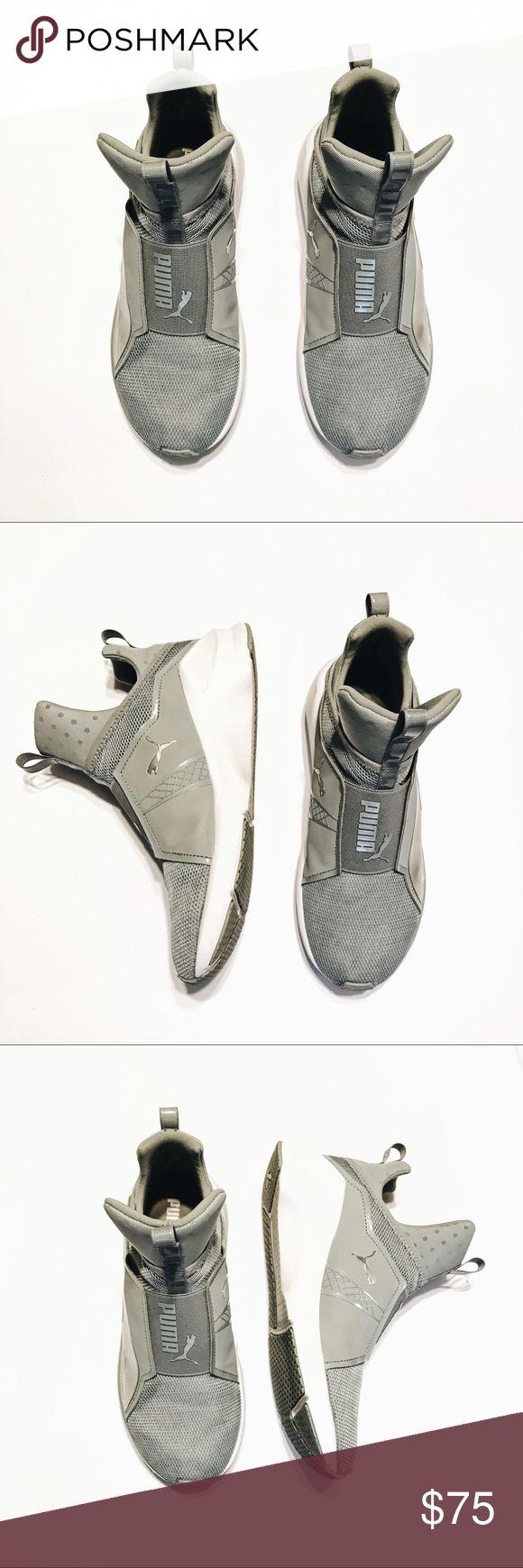 "KYLIE JENNER Puma Fierce Shoe Gently used ""Kylie Jenner"" Puma Fierce shoe (SIZE 7.5) Puma Shoes Sneakers"